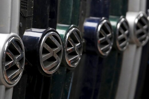 """Stringa """"Volkswagen"""" derybos su amerikiečiais dėl emisijų skandalo"""