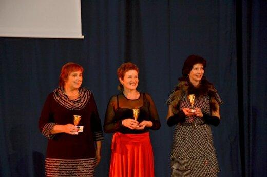 Laima Paksienė zajęła trzecie miejsce... w tańcach