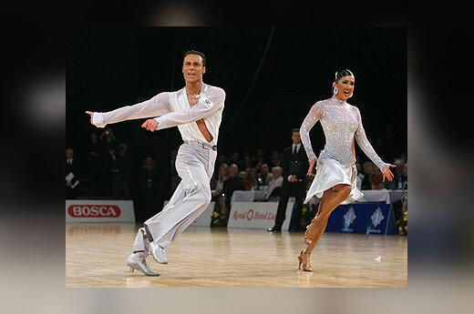 Eglė Visockaitė-Kandelis ir Andrius Kandelis, Lietuva