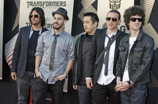 Linkin Park gra dla Abrahama Lincolna