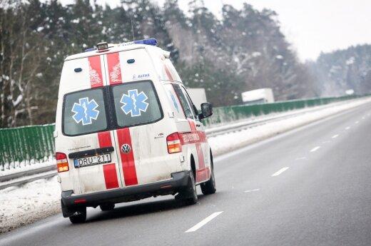 Misja: Wileńszczyzna (25). O pogotowiu ratunkowym w rej. trockim
