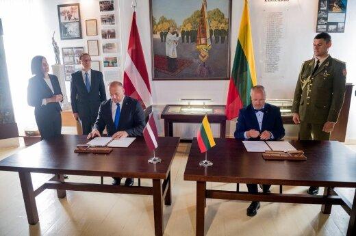 Литва и Латвия синхронизируют закупки военного оборудования