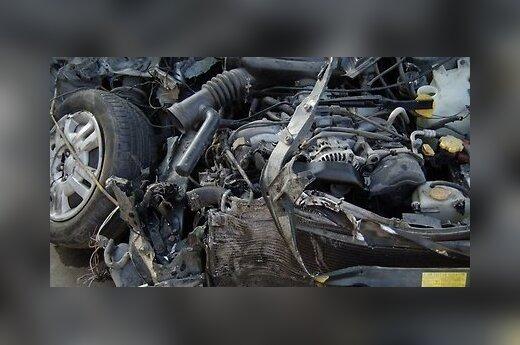В Ленобласти пять человек погибли в крупном ДТП