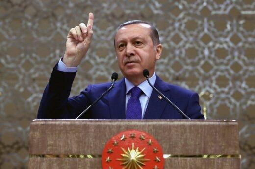 Эрдоган назвал исламофобию причиной задержки вступления Турции в ЕС