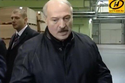 Łukaszenko wściekał się się na podwładnych