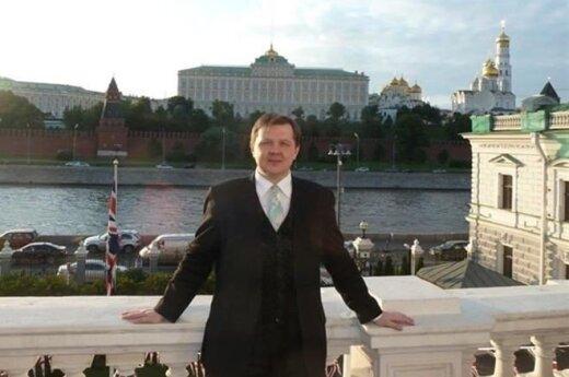 Представитель РФ в Совете Европы вошел в раж: Россия вернет себе Балтику