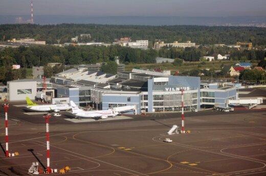 Вильнюсский аэропорт планирует сократить пассажирские сборы