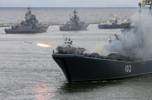 NATO generolas pripažino: Rusija užvaldo Baltijos jūrą