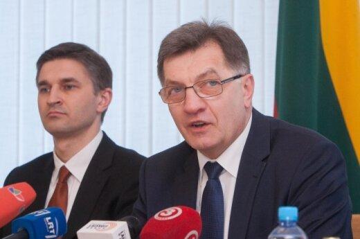 Jaroslav Neverovič, Algirdas Butkevičius