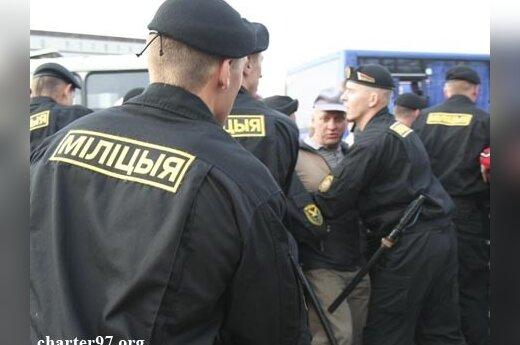 """В квартиру журналистки """"Нашай Нівы"""" ломились милиционеры"""
