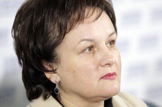 Андрикене: Европе предоставляется тенденциозная информация о положении поляков в Литве