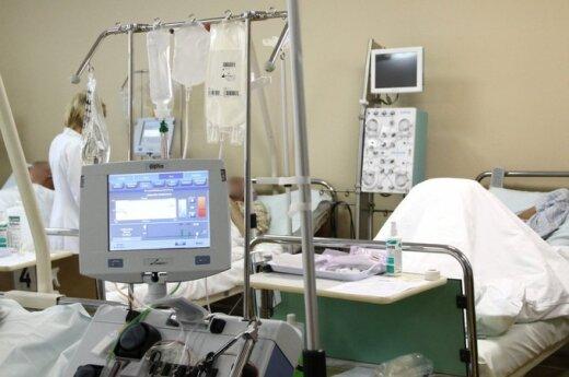 Išgąsdino V. Andriukaičio įsakymas dėl mirštančių ligonių