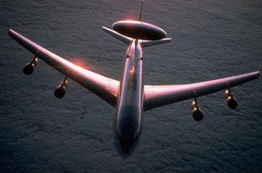 NATO išankstinio įspėjimo lėktuvas AWACS