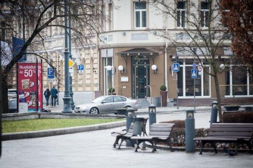 Вильнюс опустел: куда подевались люди