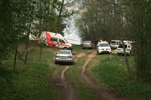 В Вильнюсском районе жестоко убиты пожилые супруги