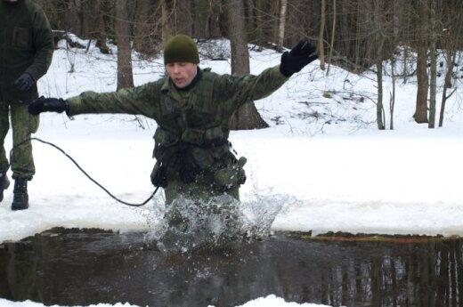Lietuvos kariuomenės išgyvenimo pratybos