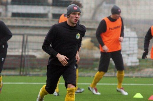 Юношеская сборная Литвы по футболу обыграла азербайджанцев