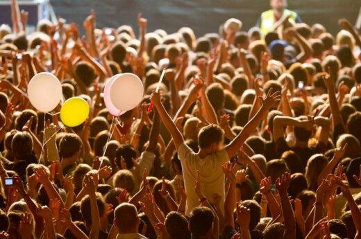 Siųsk! Įspūdžiai iš muzikos festivalių!
