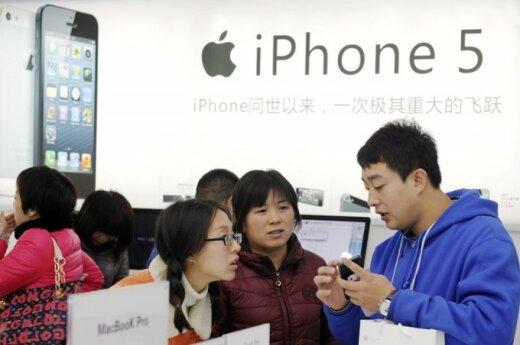 iPhone zabił Chinkę prądem