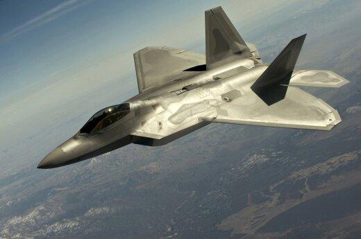 ВВС США сбили сирийский истребитель под Раккой