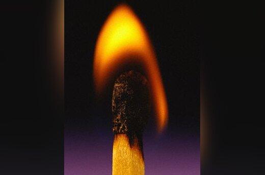 degtukas, ugnis, liepsna, degti
