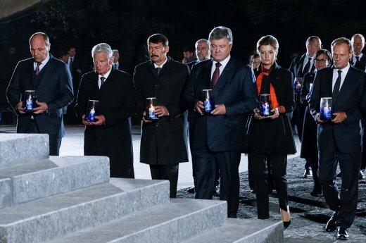 В Киеве почтили память жертв Бабьего Яра