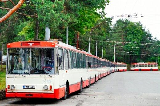 Sostinėje keičiasi viešojo transporto maršrutai ir tvarkaraščiai