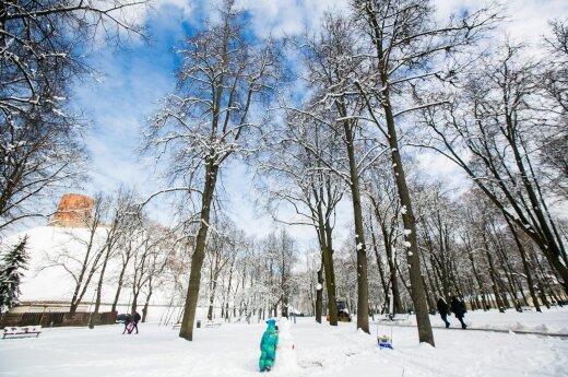 Orai: išsvajota šiluma – ne už kalnų