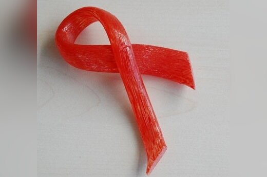 Kovos su ŽIV ir AIDS simbolis