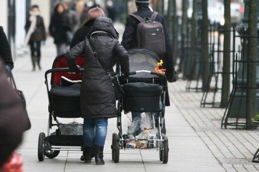 Atkakli penkių asmenų šeima: galimybių Lietuvoje matome daug