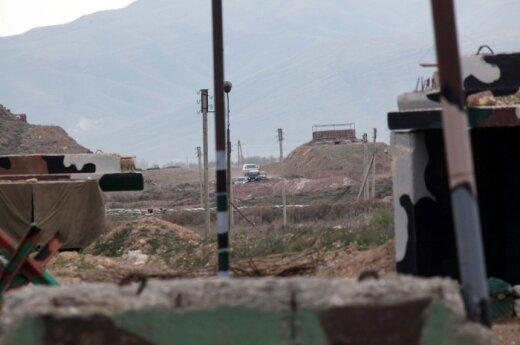 ОБСЕ осудила обстрел машины Красного Креста в Карабахе