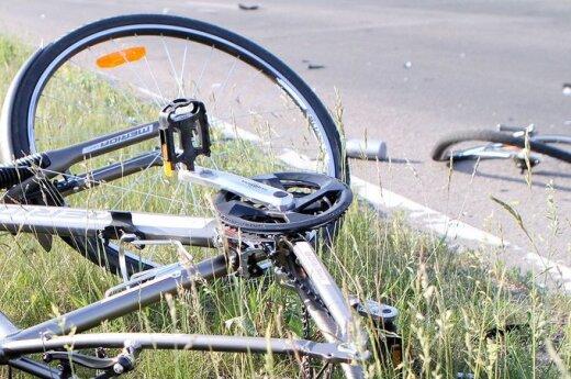 Пьяная водительница насмерть сбила велосипедистку