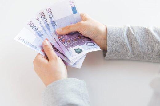 Еврокомиссия снизила прогноз роста ВВП для Литвы