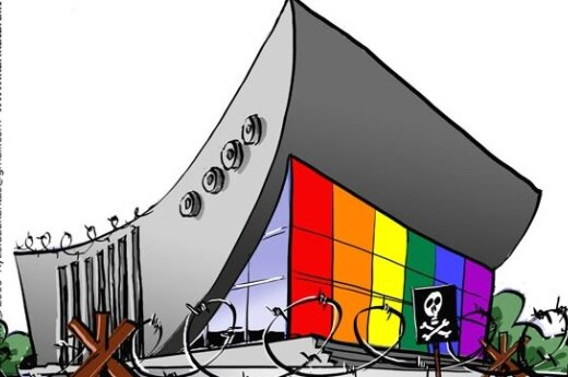 62 proc. społeczeństwa jest przeciwko marszowi homoseksualistów