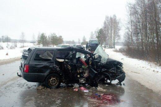 За неделю на дорогах погибли три человека