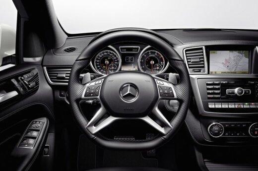 Mercedes-Benz M-класс: многогранный талант