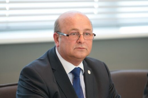 V.Matijošaitis: 2 mln. Lt nesumokėtų mokesčių - labai menka pinigų suma