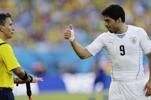 Marco Rodriguezas ir Luisas Suarezas