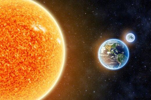 5 keisti faktai apie Saulės sistemą