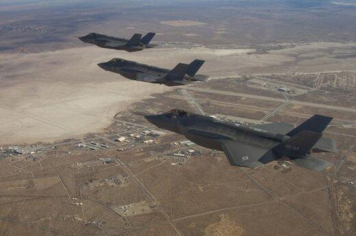 USA: Najnowszy amerykański myśliwiec nie radzi sobie z mrozem i burzą