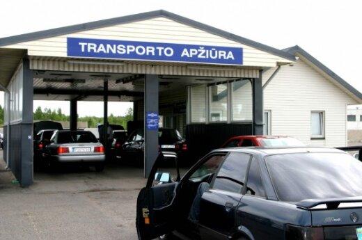 Prieštaraujama, kad viena įmonė galėtų ir remontuoti automobilius, ir atlikti jų techninę apžiūrą