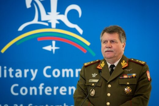 Major General Jonas Vytautas Žukas