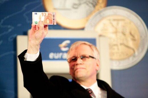 Министр финансов Литвы: цены на услуги растут не из-за евро