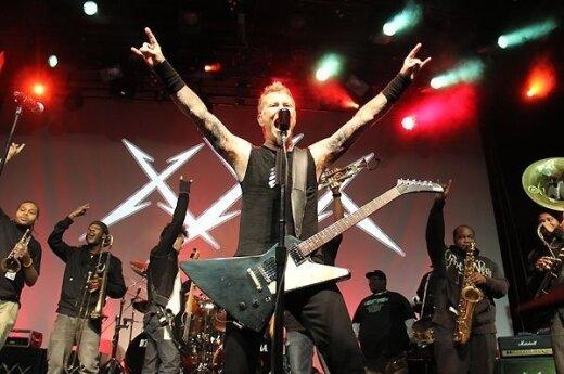 Nowa Metallica nie tak szybko