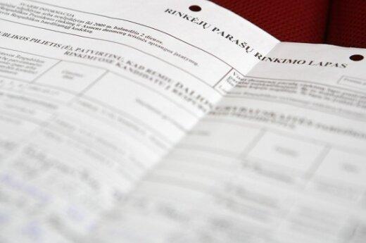 Подписался за Д.Грибаускайте – поддержал А.Валинскаса