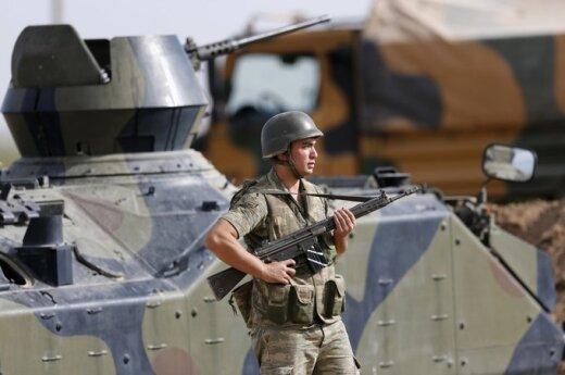 Турецкая армия провела операцию в Ираке, убив более 30 курдских сепаратистов