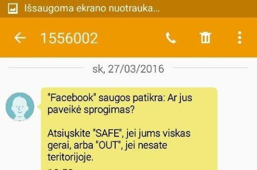 """Po sprogimo Pakistane lietuviai sulaukė žinučių iš """"Facebook"""" dėl saugumo"""
