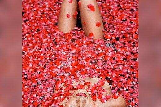 Rožių vonia