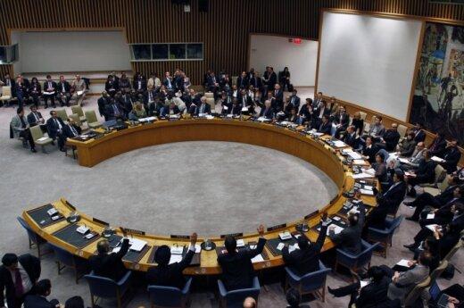 Совбез ООН заблокировал предложение России по сирийским переговорам
