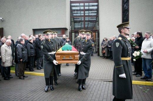 Poseł na Sejm Julius Veselka odprowadzony w ostatnią drogę